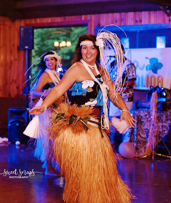 Charlotte Hula Dancer