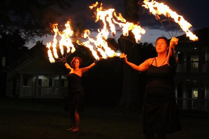 Fire Show TN