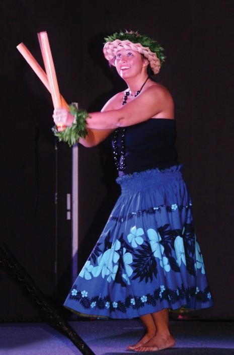 Hula Dancer Charlotte NC