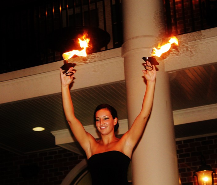 Virginia Fire Performer